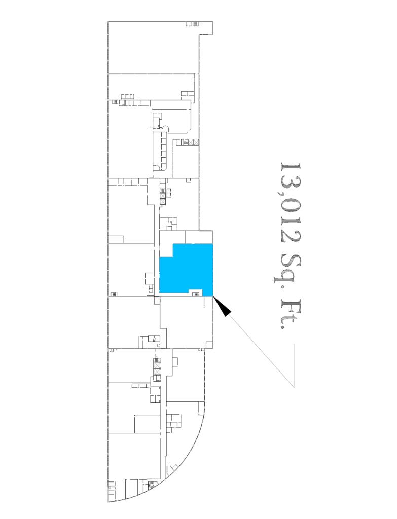 Location on property